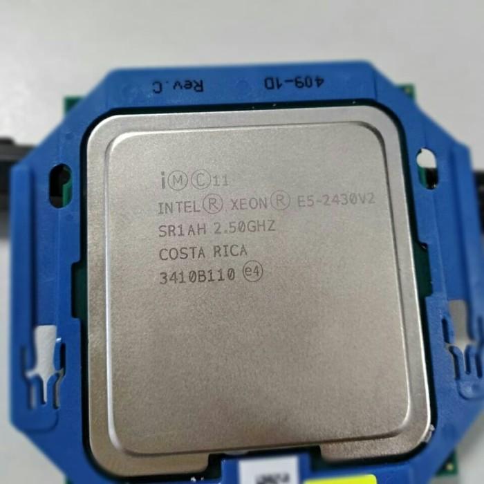 Jual Processor Intel Xeon E5-2430V2 SR1AH 2 50Ghz 6core LGA1356 E5-2430 V2  - DKI Jakarta - Recomended Toped | Tokopedia