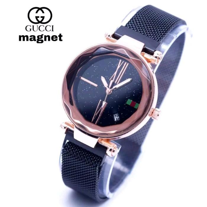 7e8e899fb1b76 Jual Jam Tangan Wanita Gxxci Magnet Elegant - ipuspa442