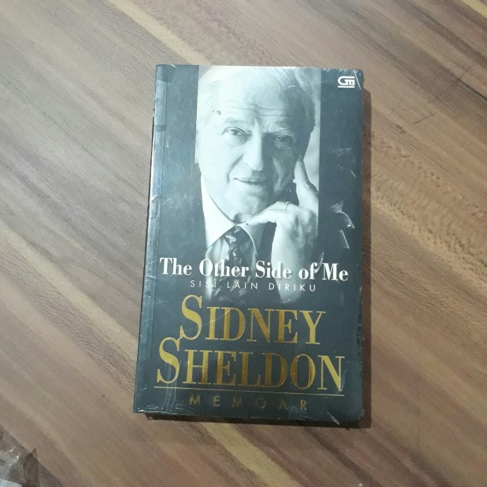 novel sidney sheldon - the other side of me