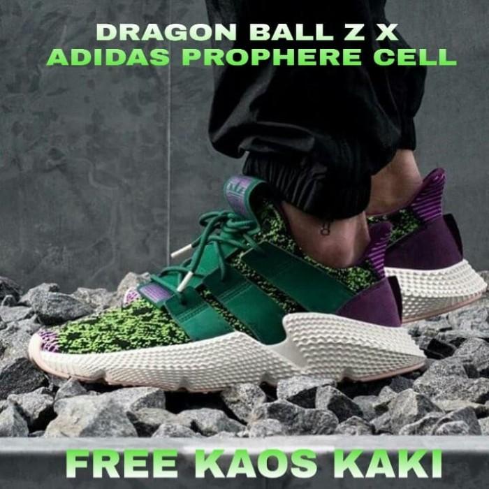 89e3f57a2ac4d Jual sepatu adidas prophere cell x dragon ball Z - DKI Jakarta ...