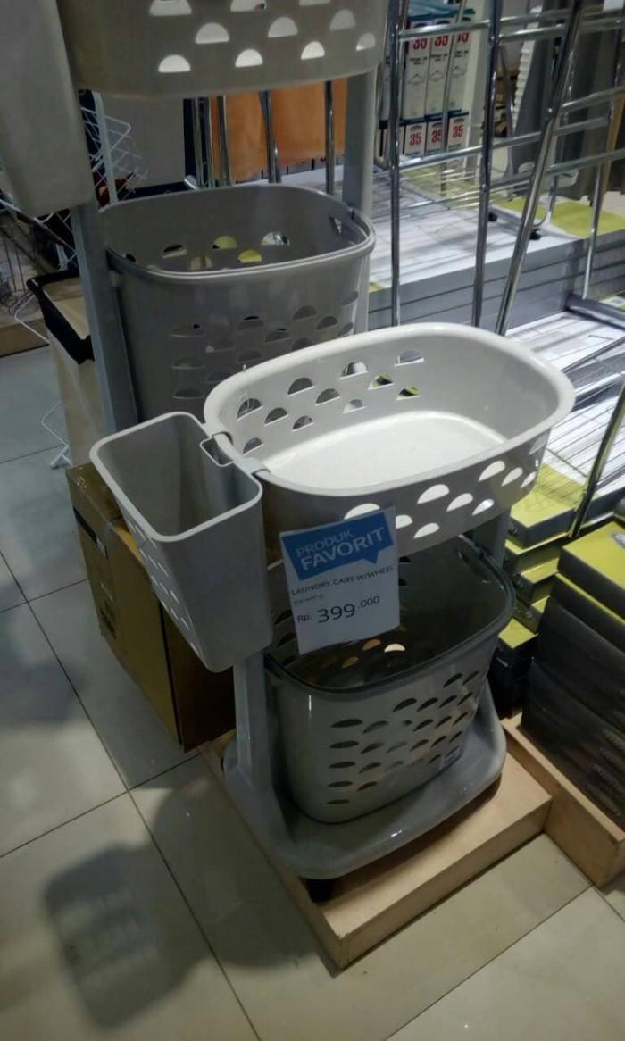 Jual Laundry Basket Informa Kota Depok Lynn Z Store Tokopedia