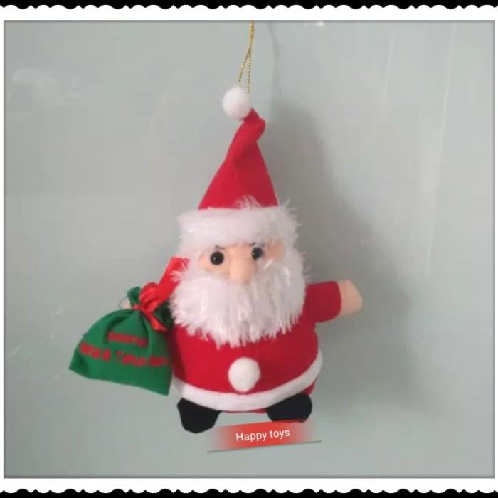 Jual boneka santa bring sock Harga MURAH   Beli Dari Toko Online ... 0dc6d0e42e