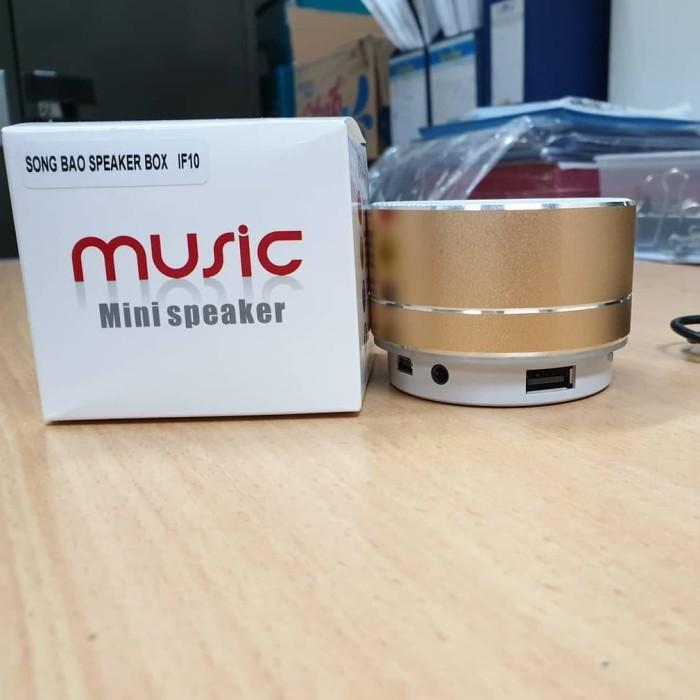 harga Mini speaker music if10 Tokopedia.com