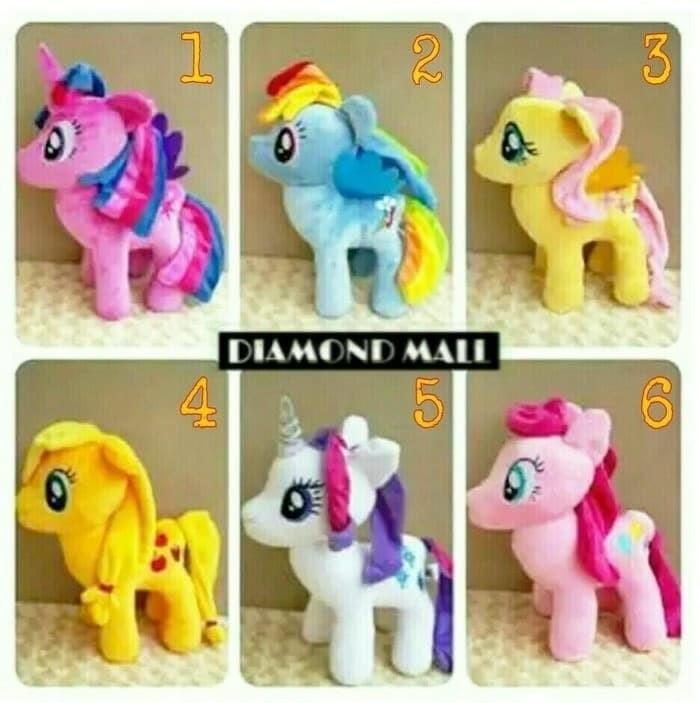 Jual Murah Boneka kuda poni unicorn ( MY LITLE PONY 13 ... 90383e5ffb