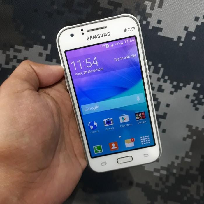 Handphone Hp Samsung Galaxy J1 4G Lte SM-J100F Second Seken