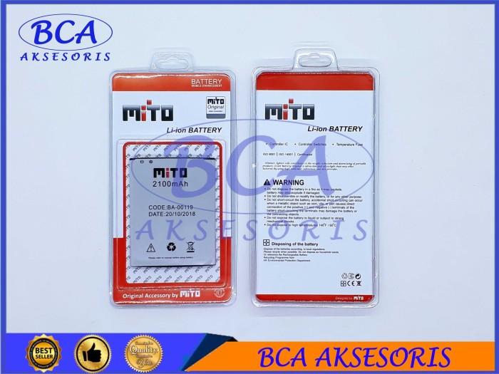 BATERAI MITO FANTASY STYLE - A550 - BA-00119 - BA00119 ORIGINAL
