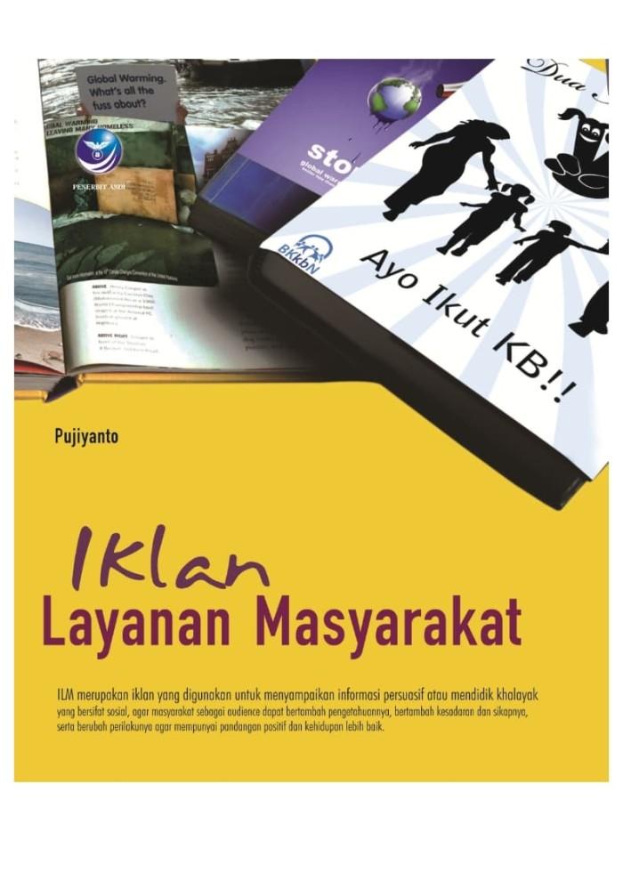 Jual Buku Iklan Layanan Masyarakat Pujiyanto Kota Semarang