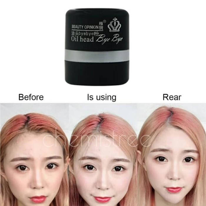 Disposable Dry Shampoo Powder Hair Treatment Greasy Hair Quick Dry - Blanja.com