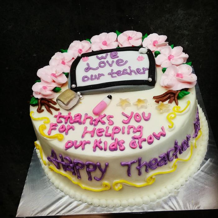 Jual Cake Ultah Ucapan Kue Ulang Tahun Jakarta Utara Dapur Mawar 12 Tokopedia
