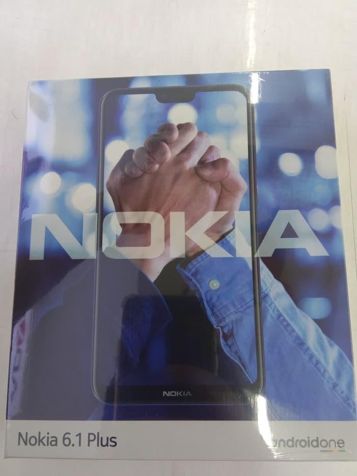 harga Hp nokia 6.1 plus ram 4gb rom 64gb garansi resmi Tokopedia.com