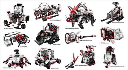 Jual Diskon Lego Mindstorm Ev3 Core Set 45544 Hot Brick Toys Kab