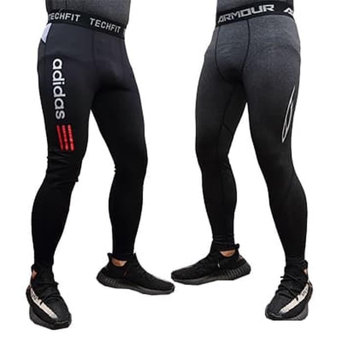Jual Perlengkapan Fitness Dan Gym Premium Celana Legging Sport Pria Panjan Jakarta Barat Binnaryshop Tokopedia
