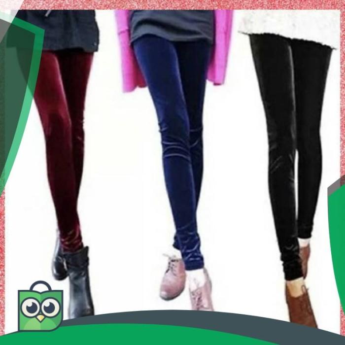 Jual Celana Legging Bludru Wanita Suede Legging Wanita Import Legging Jakarta Timur Ellsa Shop Id Tokopedia