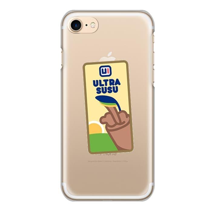 harga Ultra susu snack kingdom - custom phone case - bumber black Tokopedia.com