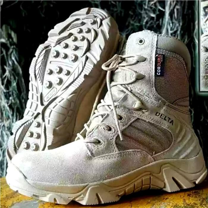 Delta Sepatu Boots 8 Inci Gurun - Daftar Harga Terlengkap Indonesia adc74cd8b4