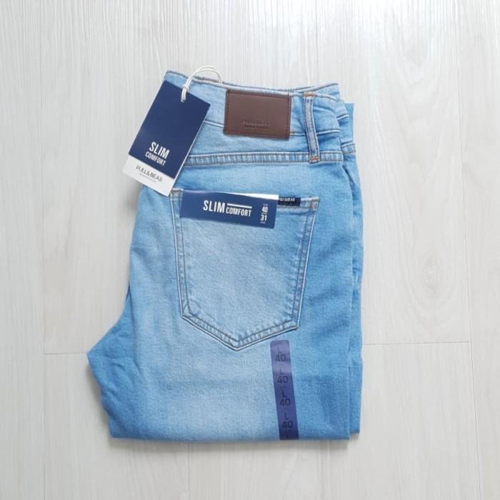 ... harga Celana jeans pb slim fit original not levis hnm zara topman guess  Tokopedia.com b575042285