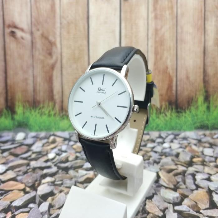 harga Q&q qnq qq jam tangan pria tali kulit q854j301y original Tokopedia.com