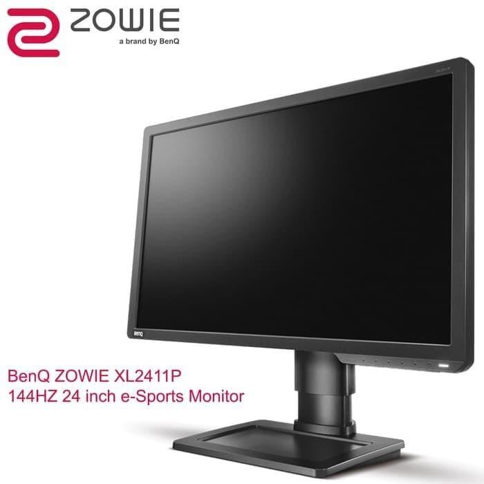 Jual Monitor gaming terbaru BenQ Zowie XL2411P 24 Inch 144Hz Gaming Monitor  - disinioutlet | Tokopedia