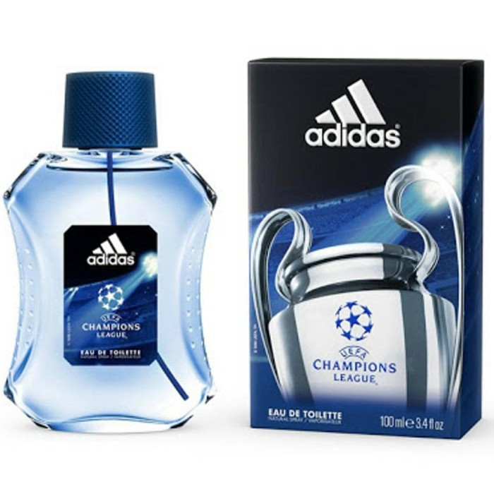 Jual Parfum Original Eropa Penakluk Wanita Made In Spain Adidas