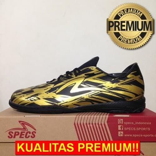 Jual Anekasepatu Sepatu Futsal Specs Accelerator Illuzion In Gold