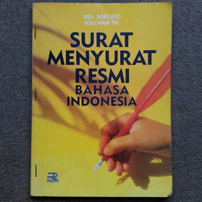 Jual Surat Menyurat Resmi Bahasa Indonesia Kota Balikpapan Lakashi Tokopedia