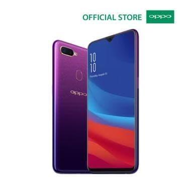 Jual Oppo F9 4 64 Phone Shop Jogja Tokopedia
