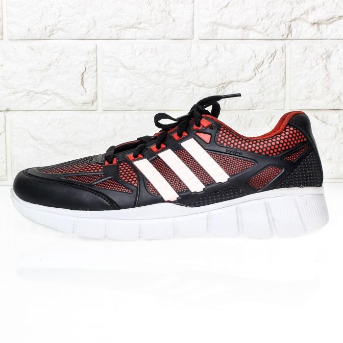 Salvo sepatu kets sneakers / sepatu kasual/ sepatu pria murah / SP01 - Merah, 39