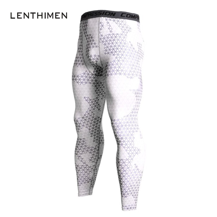 Jual Celana Pria Impor Mens Kompresi Legging Putih Elastis Gyms Crossfi Kab Tabalong Wellnes Shop Tokopedia