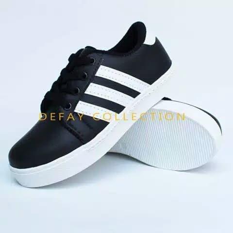 harga Sepatu sekolah anak sd laki sepatu kets sneakers adidas rep anak cowok Tokopedia.com