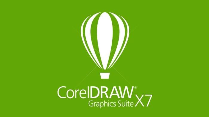 Jual Software vector Corel Draw X7 32bit - Jakarta Pusat - agoeystorage2 |  Tokopedia