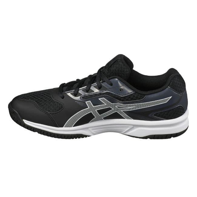 Sepatu Tenis Badminton Asics Upcourt 2 Hitam Black Original Asli Murah 5bb67ed21e