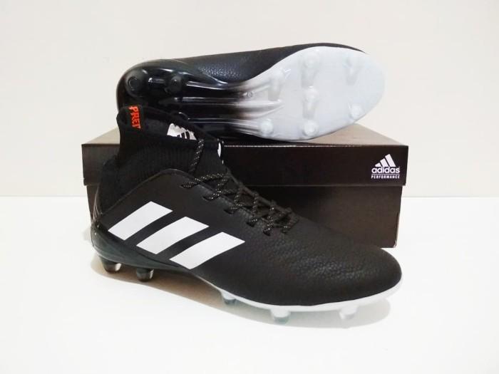 harga Murah berkualitas sepatu bola predator boots 18 fg (black white) Tokopedia.com