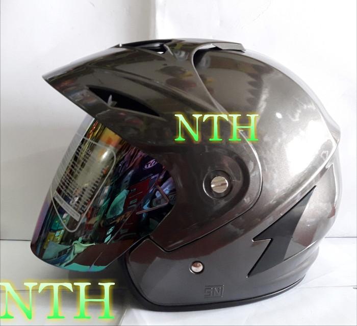 harga Helm ukuran xl kaca pelangi anti silau anti embun.bukan helm ltd Tokopedia.com