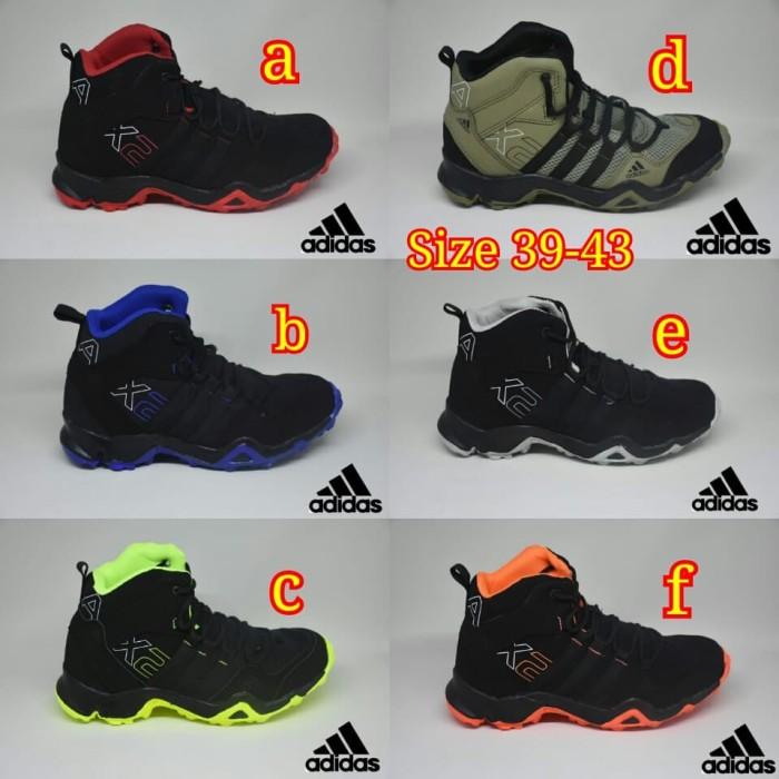 Jual Sepatu Adidas AX2 High Sepatu TrackingSepatu OutdoorSepatu Basket Kota Tangerang Diarashop Online | Tokopedia