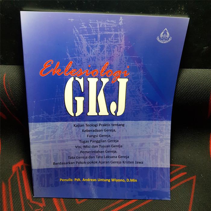 Foto Produk Ekslesiologi GKJ dari GKJ Shop