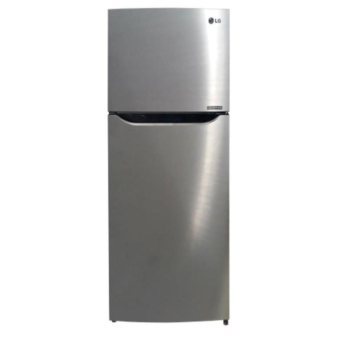 harga Kulkas 2 pintu inverter lg gnb200sqbb Tokopedia.com