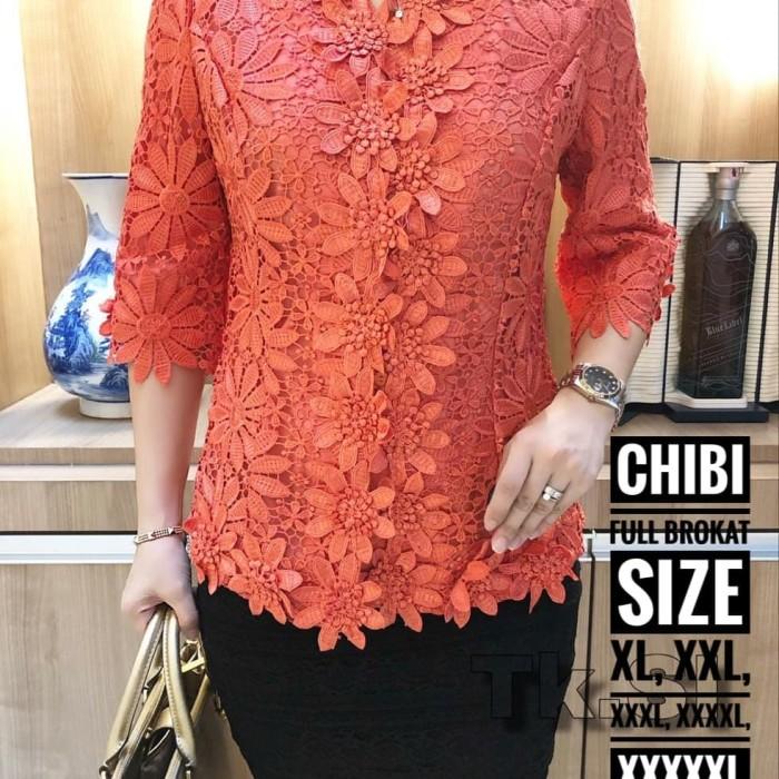 108 Gaya Baju Chibi Brokat Terlihat Keren