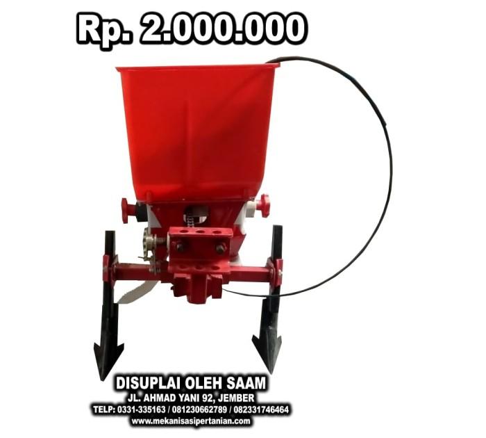 harga Implement tanam jagung dan pemupuk untuk mini tiller Tokopedia.com