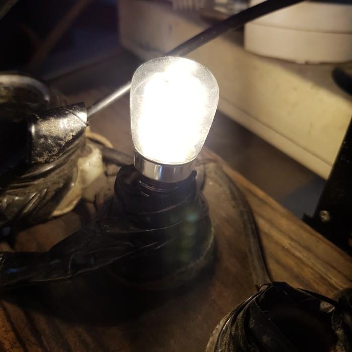 harga Lampu kulkas led / hias led e14 - 2watt / refrigerator lamp warmwhite Tokopedia.com