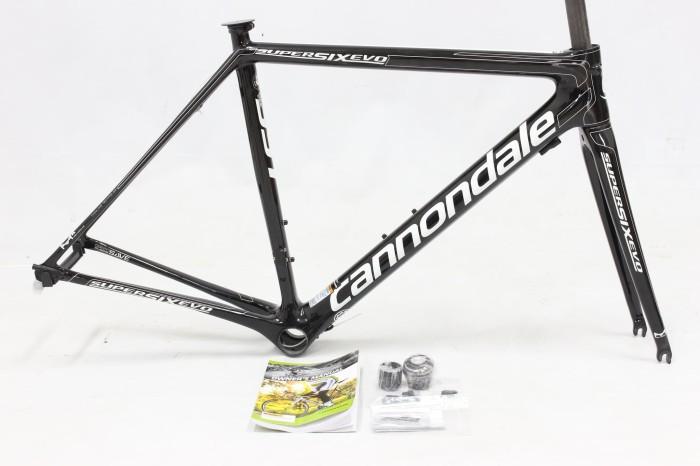 harga Frame road bike cannondale supersix evo hm 52 af blk Tokopedia.com