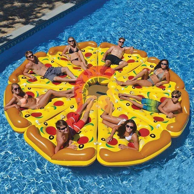 harga Pizza floaties / pelampung / float / ban renang Tokopedia.com