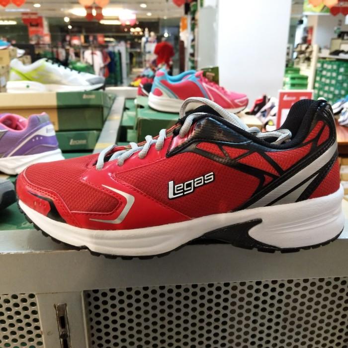 sepatu league legas running shoes cowo pria original murah promo - Navy 4aebf19e2f