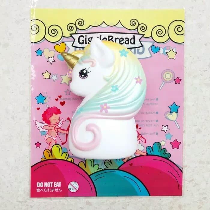 Jual New Arrival Squisi Lisensi Mainan Squishy Kuda Pony Unicorn Cantik Kol Jakarta Barat Store Anak Tokopedia