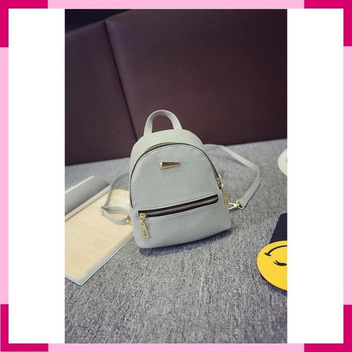 tas ransel fashion new fashion backpack ladies small bags (3I3) bta197