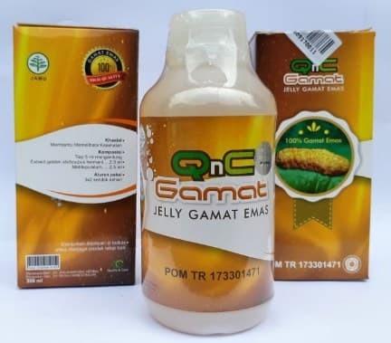 Foto Produk JUAL OBAT HERBAL PEREDA ASAM LAMBUNG - QNC JELLY GAMAT dari DHI Jakarta Barat