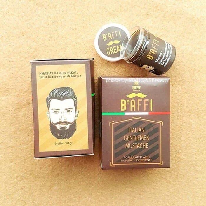 Foto Produk Cream BAFFI / Cream Penumbuh Jenggot dari Secret Happiness