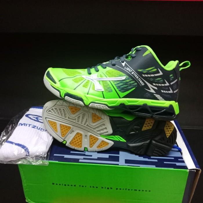 Sepatu Volley   Volly  Voli Mitzuda Light Star 4 Mid ! 100% original 6cc2eb65f1