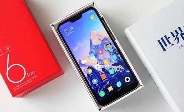 Jual Hp Xiaomi Redmi Note 6 Pro Ram 3 Int 32 Spek Tinggi 3 32 Harga Murah Emas Jefindo Teknologi Tokopedia