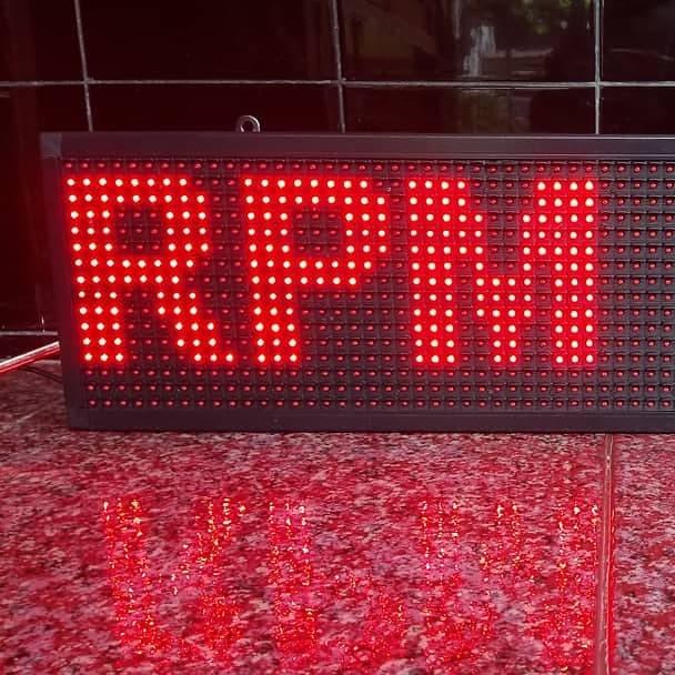 Jual Tachometer Led Matrix / Dot Matrix, Running Text, RPM - Kab  Sidoarjo  - Rivibot | Tokopedia
