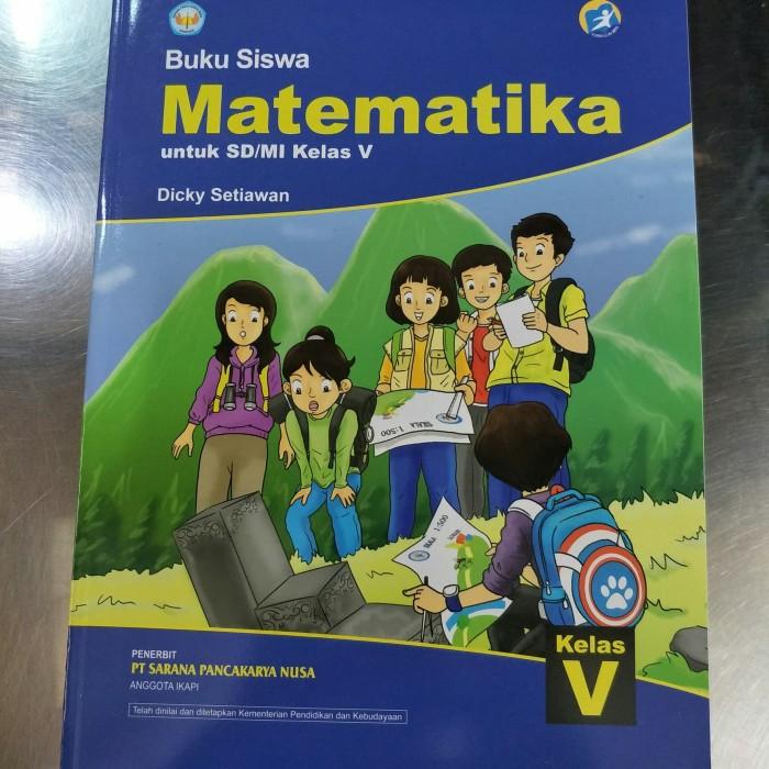 Kunci Jawaban Buku Matematika Kelas 5 Cv Usaha Makmur